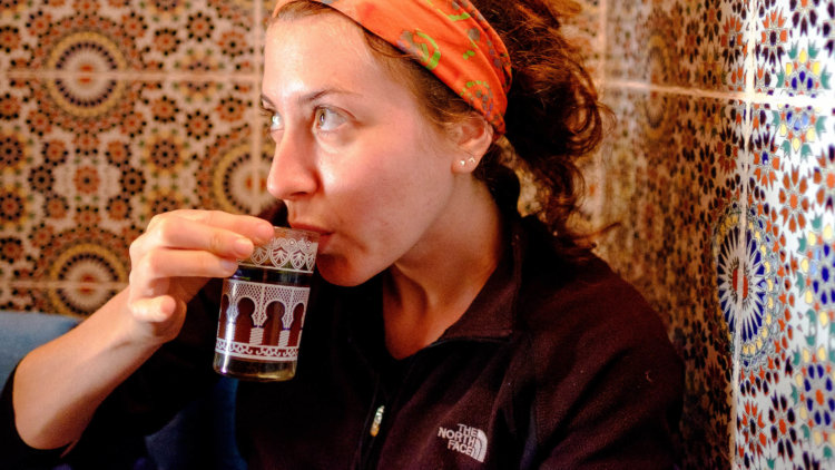 Tea in Tangier Morocco Travel Blog My Story